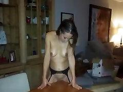 Husband Penetrates Wifes 20018new pornstaar with Big india still Dildo