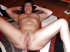Matures Spread Ready For Cock