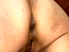 Asian anal drilling and snatch toying