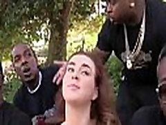 White Girls Freaky For Black Dicks 19