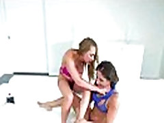 Cute Lesbo Get Punish With Dildos By Mean Lesbian abella&ampcarter video-01