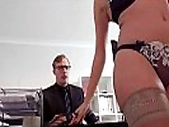 Scena di sesso In Ufficio Con Slut Hot Procace Ragazza Cara Saint-Germain video-27