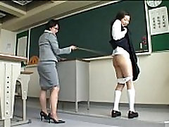 193 Student Can&039t Escape From Harsh Teacher&039s Spanking