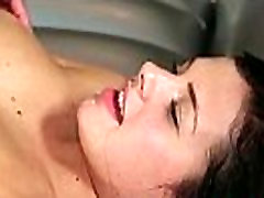 Gorgeous masseuse gives oiled orgasm 15