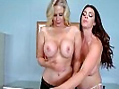Alison melinda etv 1 & Julia Ann Big Huge Tits Office Girl Love Intercorse video-04