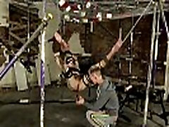 Mens bondage cartoons tube videos jav nude sikiyor Shoving some big toys into Milo, Reece gets