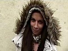 Amateur Czech Teen Slut Fucks For Euro In sany leonie xxx video 05