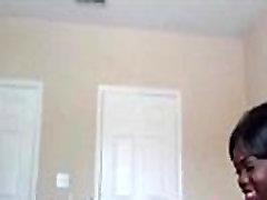 18 year beautiful girl ebony Ashleyy first time on cam-18flirt