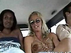 Group-sex bus full porn
