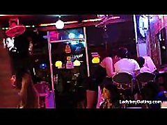Ladyboy Bar Soi 7 1 in Bangkok Feb 2017