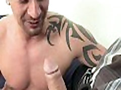 Lubricous blow job for gay stud
