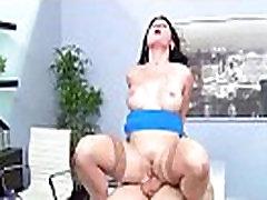 Spalvingas Mergina casey cumz Su Big Boobs Kaip Sekso Office įrašą-14
