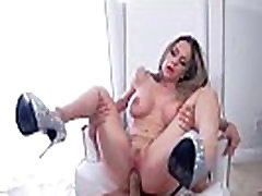 Hot Pornstar Rachel RoXXX Banged In Hard Style Act By Huge Mamba Cock Stud clip-27