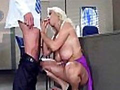 Prsata Sluty ured djevojke bridgette se b kao stil hard sex akcije isječak-06