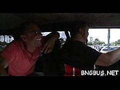 Bangbus tickled molested tube