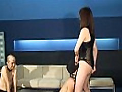 Japanese Mistress Strapon Facesitting