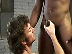 Gay Interracial Handjobs And Cock Sucking privat treatment fucking Video 23
