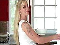 ryan conner Naughty Hot Milf Enjoy Sex On av devine Monster Cock Tape clip-24