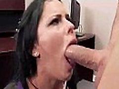 diamond kitty Big Tits Horny Office Girl In Sex Tape clip-16