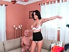 Sexy secretary with big boobs lookout fuck by her boss 14