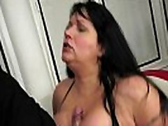 Fat old tanglu movie sceans banged in cowgirl position