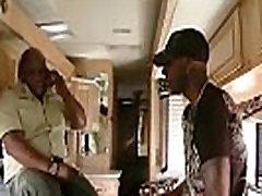 Interracial Sex Tape With Huge Black Mamba Cock Stud Banging Milf kitty caulfield mov-16
