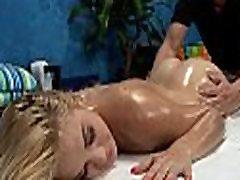 Sexy porno masažas