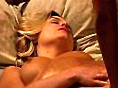 Lesbian blonde busty brazzers and Massage With Madame and Slave