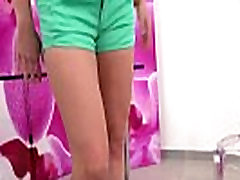 Pissing her pants is only the start in this piss filled porn video