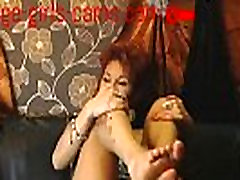 Mature Red Head Feet Granny Soles No Sound 19 view more at college-girls-cams.com