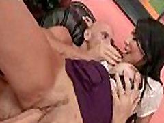 Apskretėlė Karšta Mergina lela star Su Big Boobs Mėgautis Prikaltas Sunku Office vid-21
