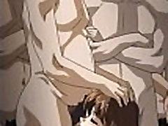 Young Hentai School Girl Gangbang Porn