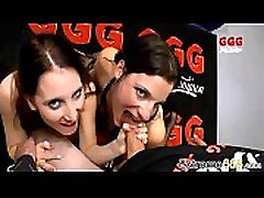 Crazy German Slut Gets Gangbang Piss Bath