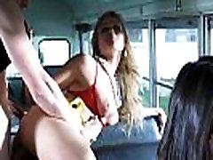 bad mothers daughters in school bus
