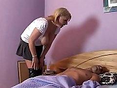 Big clanton al women with a Cristian Clay great Cock