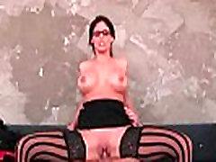 Big tit slut sucking and fucking 24