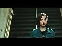 Ana de Armas Exposed Forced in Subway Scene