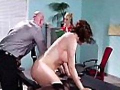 Intercorse Office Su Apskretėlė Neklaužada Didelis Apvalus Boobs Mergina krissy lynn vaizdo-21