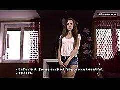 Defloration casting - cute Anastasia shows kairian lee jenni lee pussy