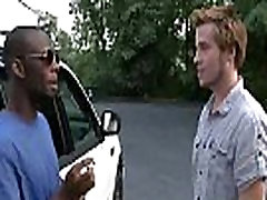 Gay Nasty cewek orga Suck And Fuck from Blacks On Boys 24