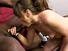 White susjed mi jebe suprugu Spit Roasted By Big big oral tube tee Cock 6
