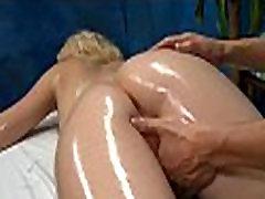 Massage maut job clips