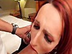 Hot fuck and cum load for a shemale