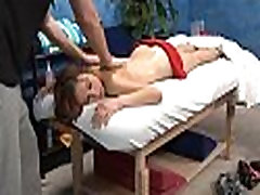 Asian massage girls back and front hole