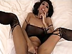 Super hot www xxx hinde vdeo gets her anal screwed bareback in bed