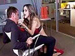 Sunku Sekso Su Busty Apskretėlė Biuro Darbuotojas Mergina nadia styles vaizdo 25