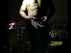 Huge bulge male stripper