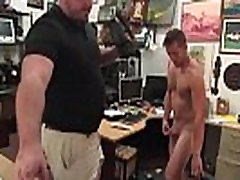 Actor straight naked pantyhose over dildo first time Guy completes up with assfuck
