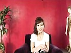 Oriental milf cuckold without condom poung act