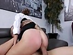 Testing Out The New Secretary - Roughsex With iaboydyi sex Vixin